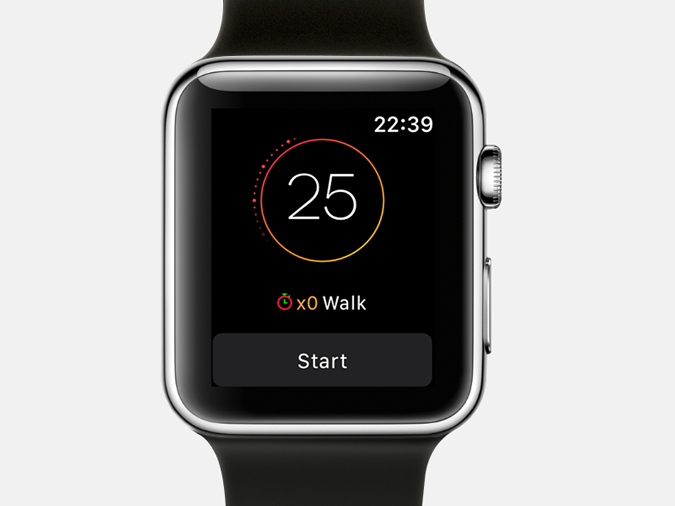 Apple Watch Timer Apps-focuswatch