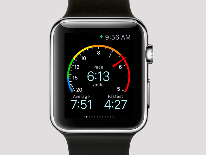 Apple Watch Timer Apps-runmeter