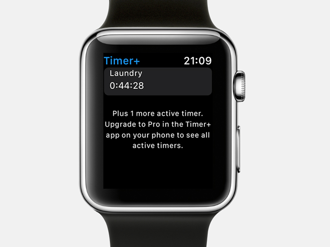 Apple Watch Timer Apps-timer+