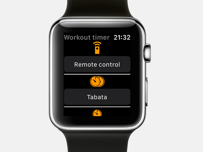 Apple Watch Timer Apps-workout timer