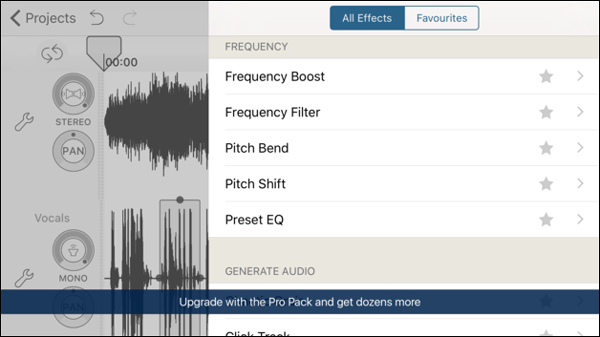 Best Audio Editing App for iPhone and iPad | TechWiser