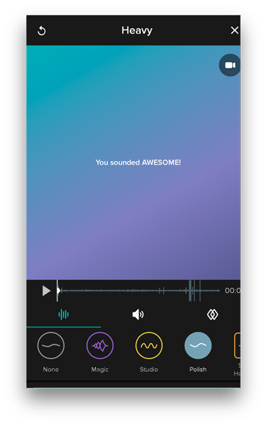 Karaoke with autotune for android