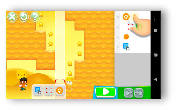 SpriteBox- coding apps for kids