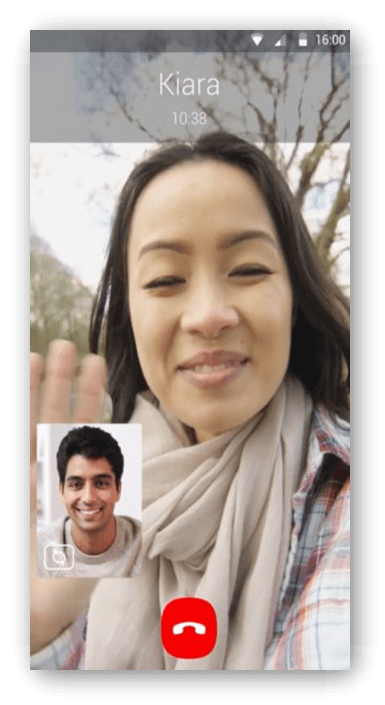 Make Video Calls From Android to iOS 1