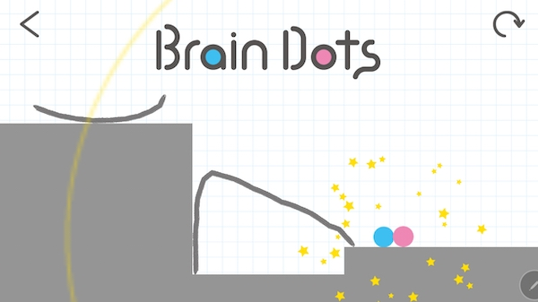 best games for Note 9/ Note 8- brain dots