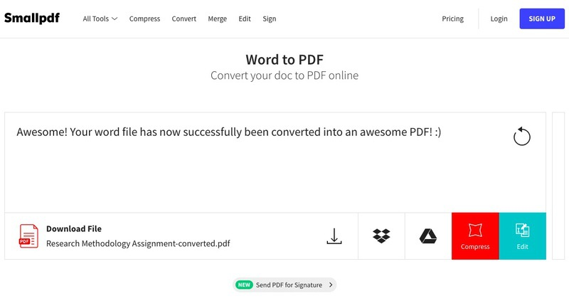 4 Best Word to PDF Converter For Mac | TechWiser
