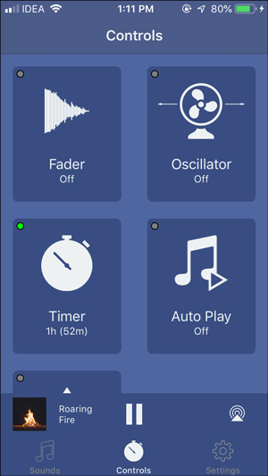 white noise apps for iphone- deep sleep 2