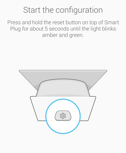 how to set up tp link smart plug with alexa- start config