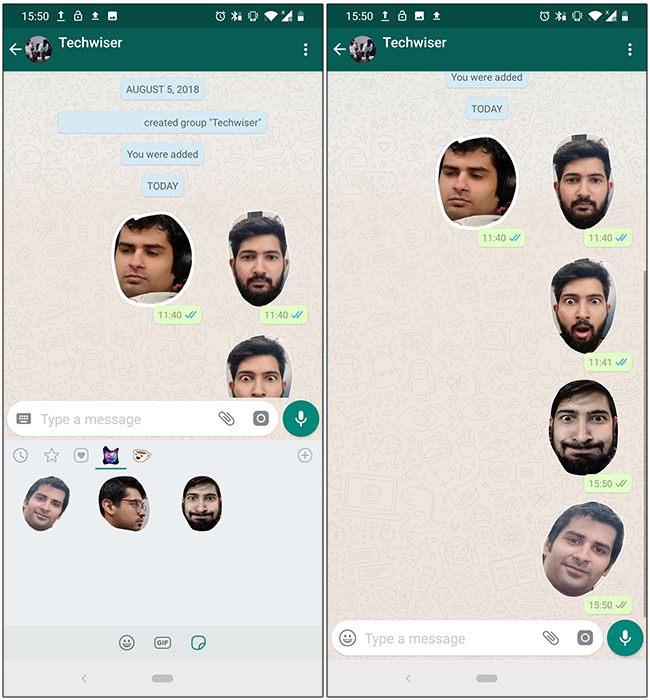 How To Create Your Own Personal Stickers On WhatsApp