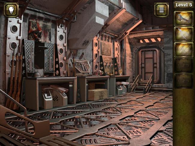 best Escape game apps- War Escape