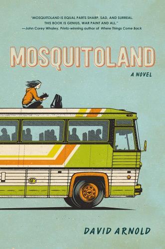 Road trip audiobook - Mosquitoland