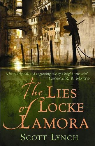 Road trip audiobook - The Lies of Locke Lamora