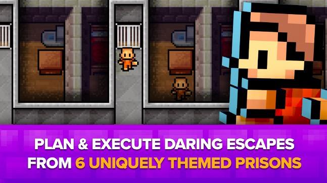 vbest Escape game apps- The Escapists Prison Escape