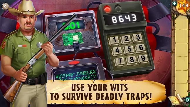 best Escape game apps- Adventure Escape - Dark Ruins