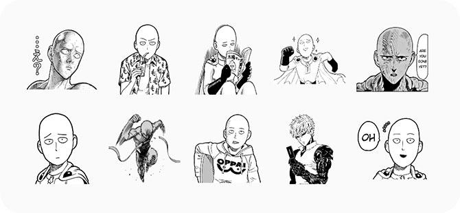 Best Sticker Apps- anime