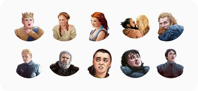 Best Sticker Apps- got