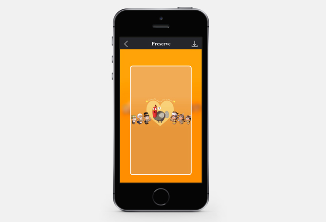 best thanksgiving apps- greetings ios