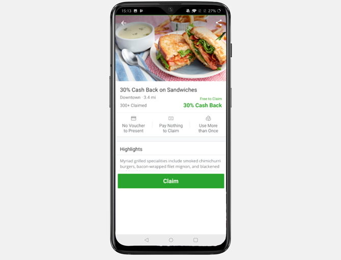 best thanksgiving apps- groupon