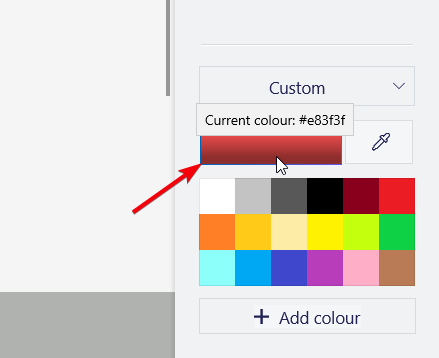 paint 3d color block