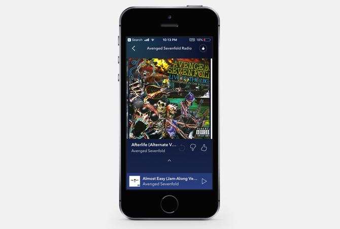 free music streaming apps- pandora