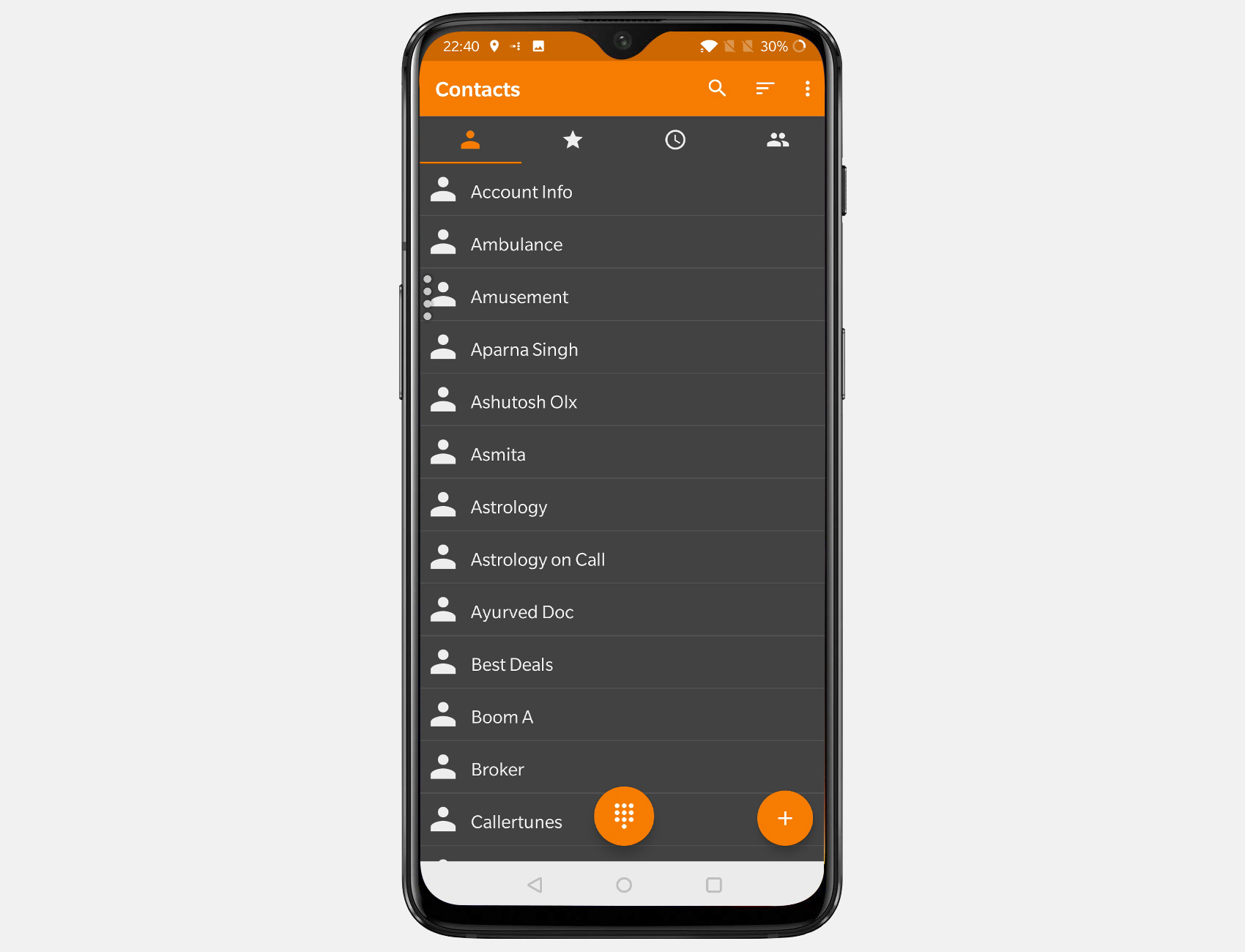 8 Best Contact Manager App For Android Techwiser