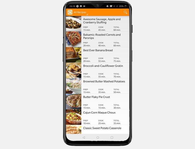 best thanksgiving apps- thanksgivingg dinner