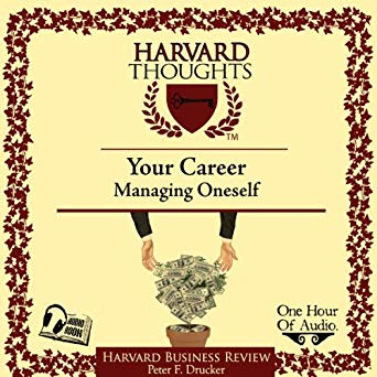 01 - Self-Improvement Book - Managing Oneself