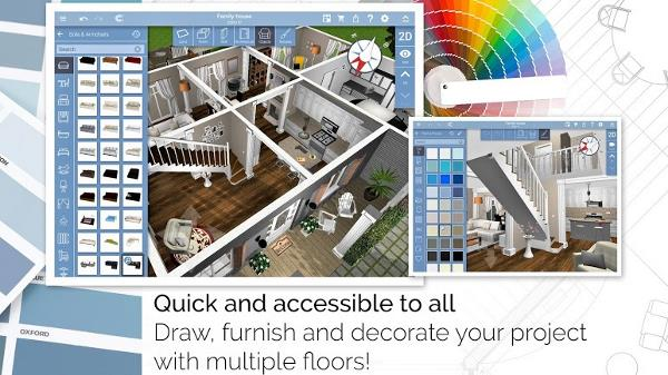 house planning app - Home Design 3D