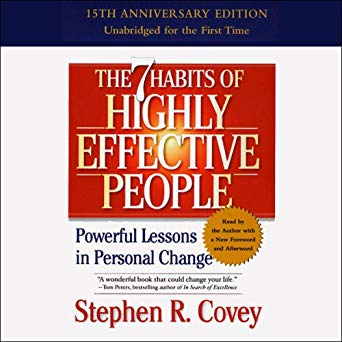 06 - Self-Improvement Book - The 7 Habits of Highly Effective People