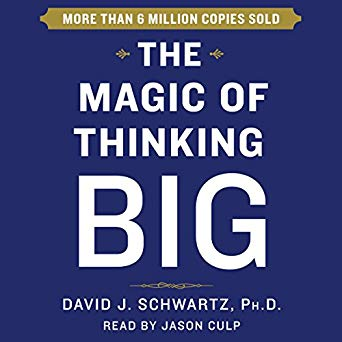 10 - Self-Improvement Book - The Magic of Thinking Big