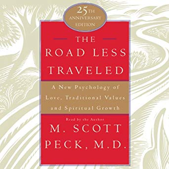 16 - Self-Improvement Book - The Road Less Traveled