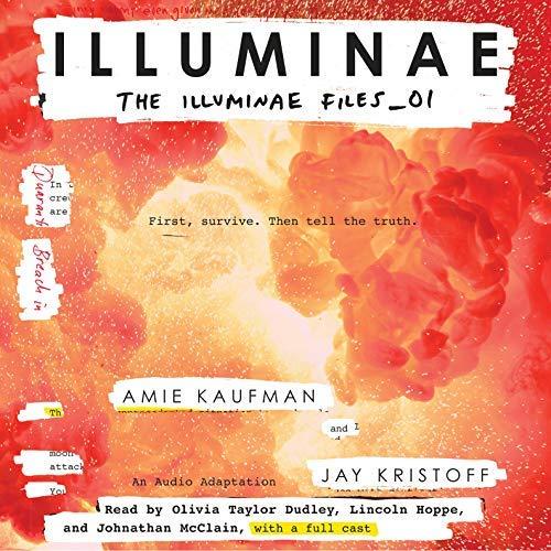 Audiobook for first time listener - 04 - Illuminae