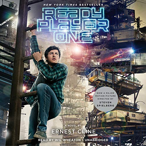 Audiobook for first time listener - 06 - ready player one