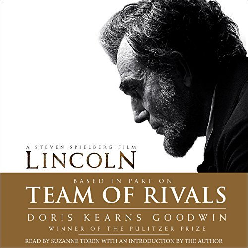 Audiobook for first time listener - 10 - Team of Rivals
