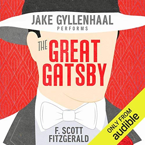 Audiobook for first time listener - 12 - The Great Gatsby