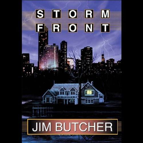 Audiobook for first time listener - 14 - Storm Front