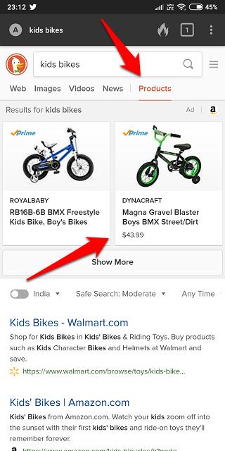 DuckDuckGo vs Google Search comparison 11