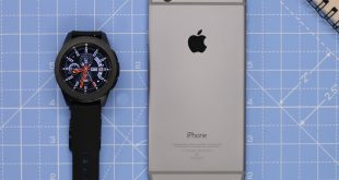 galaxy watch with iPhone