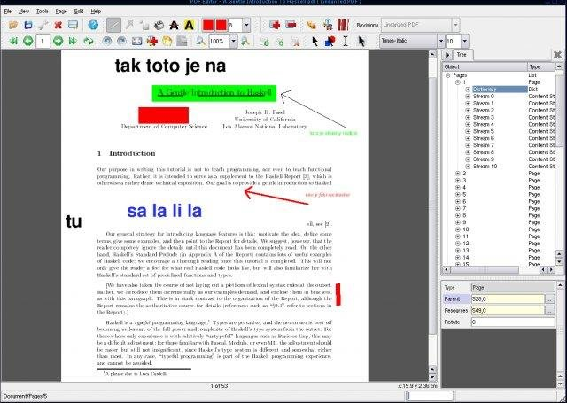 PDF Editor for Linux and Ubuntu 7