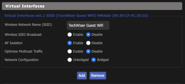 Start Using a Guest Network