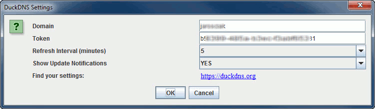 dyndns alternative - 02 - duck dns