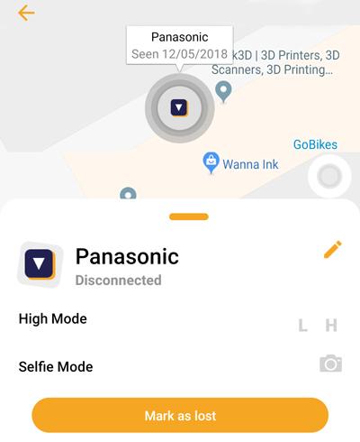 Panasonic Seekit Edge Review- last seen