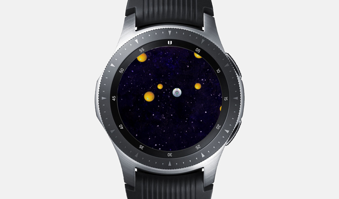 Best Galaxy Watch Games- Launch