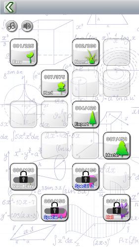 math game app - 09 - Math x Math