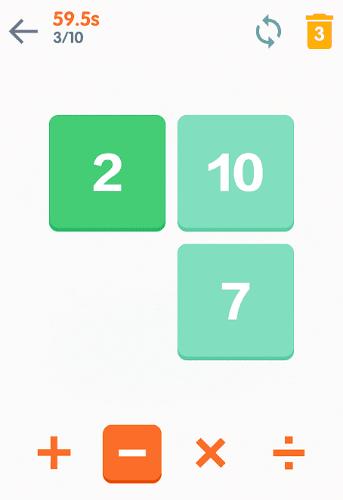 math game app - 16 - Math 24