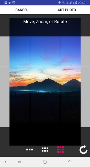 best instagram grid apps- nine grid