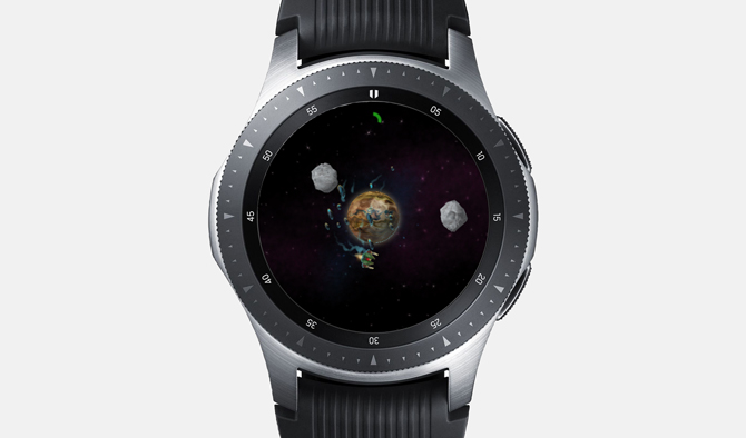 Best Galaxy Watch Games- Orbita
