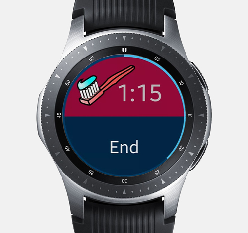 9 Best Timer Apps For Galaxy Watch | TechWiser