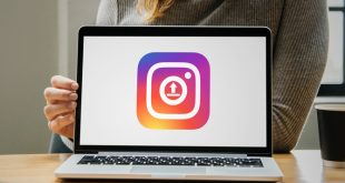 instagram on computer