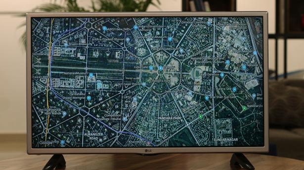 best chromecast apps- maps